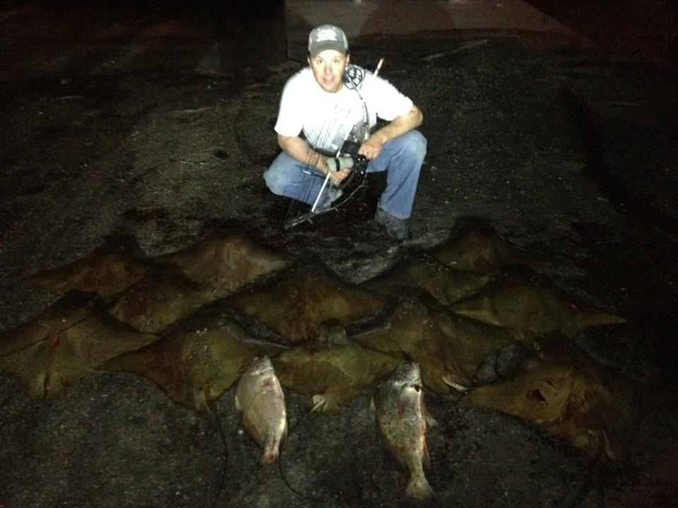 texas-bowfishing