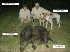 Texas Wild Hog Hunting